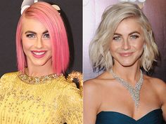 Julianne Hough Goes Back to Blonde (Bye, Bye, Unicorn Hair!) http://stylenews.peoplestylewatch.com/2015/04/22/julianne-hough-dyes-hair-back-to-blond/