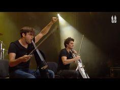 http://www.facebook.com/2Cellos http://www.twitter.com/stjepanhauser http://www.twitter.com/lukasulic 2CELLOS Luka Sulic and Stjepan Hauser performing Smooth...