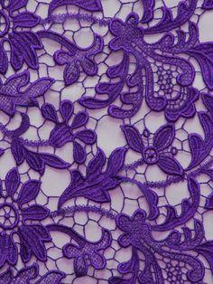 Purple | Porpora | Pourpre | Morado | Lilla | 紫 | Roxo | Colour | Texture | Pattern | Style | Form |  lace