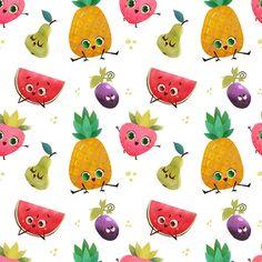 Tutti Frutti party on Behance