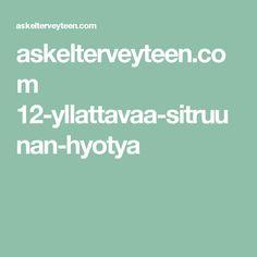 askelterveyteen.com 12-yllattavaa-sitruunan-hyotya