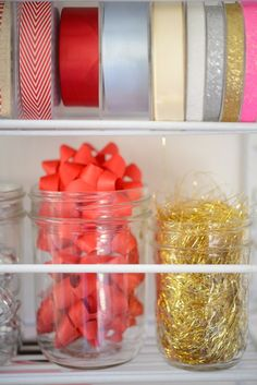 DIY: Gift Wrapping Station