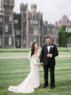 Ashley & Brody's Ashford Castle Wedding - West Coast Weddings Ireland