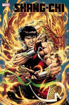 Marvel Comics has announced today that their greatest martial artist is set to return to action (with a brand new costume) in an upcoming comic book series from Gene Luen Yang, Dike Ruan, and Philip Tan. Marvel Vs, Marvel Comics, Marvel Films, Marvel Heroes, Captain Marvel, Mike Deodato, Psylocke, Gi Joe, Kung Fu