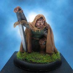 Painted-Reaper-Miniature-Schumacher-Ranger