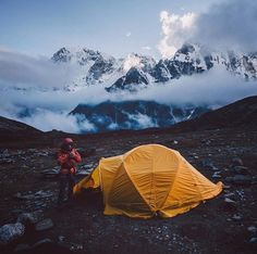Himalaya by Roman Königshofer - The evening before the peak climb. See: https://500px.com/photo/189739927/the-evening-before-the-peak-climb-by-roman-k%C3%B6nigshofer?ctx_page=1&from=user&user_id=16942845