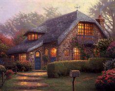 красивый дом мечты - Поиск в Google