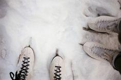 ice skating in Dec
