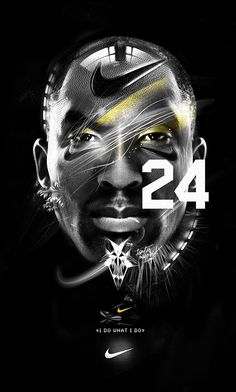 FANTASMAGORIK® NIKE KOBE PROJECT by obery nicolas, via Behance