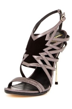 Marseille Open Toe Heel by B Brian Atwood on @HauteLook