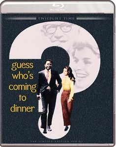 Guess Who's Coming to Dinner - Blu-Ray (Twilight Time Ltd. Region A) Release Date: August 11, 2015 (Screen Archives Entertainment U.S.)