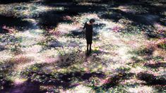 TeamLab's Sprawling Interactive Park for Kids at Miraikan