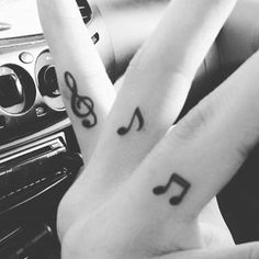 cool New Top 100 small tattoo | Music makes the world go round. Check more at http://4develop.com.ua/new-top-100-small-tattoo/