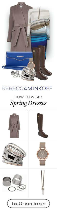 """""""blue flow"""" by qolibrodesigns on Polyvore featuring L.K.Bennett, Rebecca Minkoff, Tory Burch, Marc by Marc Jacobs, Givenchy, Miss Selfridge, Pieces, rebeccaminkoff and contestentry"""