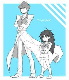 Seto & Mokuba