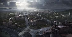 Assassin's Creed II Art & Pictures  Environment Artwork