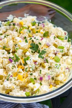 Potato Salad {The Best! Creamy and Delicious} - Cooking Classy