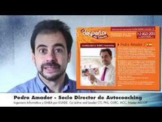 Pedro Amador hablará del Talento en la XXIII Convención Internacional....