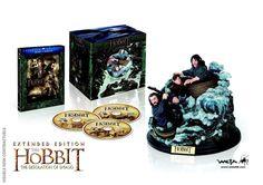 Le Hobbit : La désolation de Smaug Version longue 3D - NEUF EDITION LIMITEE