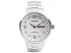 e9f2984d35d Relógio Masculino Magnum Analógico - Resistente à Água - Com as melhores  condições você encontra no Magazine Shopspremium. Confira!