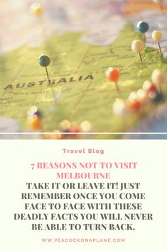 Unfortunately, I lived in Melbourne in 2015 for 12 months. I am still to this day shocked by what the city scarred me with. I walk everywhere comparing my current life to Melbourne, it's so good it's bad. Maybe it would be better if I just got into the 7 reasons not to visit. #peacockonaplane #melbourne #australia Visit Melbourne, Melbourne Australia, Hypnotize Yourself, Responsible Travel, Coffee Tasting, Another World, Family Traditions, The Locals