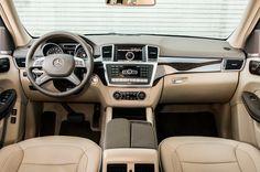 Mercedes-Benz GL 350 interier
