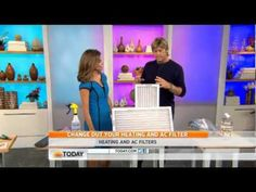 "Home Wizards' Eric Stromer on The Today Show - Eric Stomer checks in with The Today Show to demonstrate several useful ""quick fixes"" around your house."