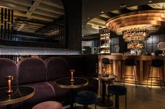 Sydney-based interior designer Melissa Collison continues to evolve her leading-edge vision of luxury for the modern environment. Architecture Photo, Amazing Architecture, Bar Interior, Interior Design, Vibe Hotel, 3d Autocad, Design Commercial, Architects London, Pump House