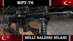 Militer Turki Gunakan Senapan Infantri MPT-76 Buatan Sendiri Gabungan AK-47 M-16 G-3  Turki akan mulai menggunakan senapan infantrinya yang diproduksi secara lokal bernama MPT-76 yang mulai diproduksi secara massal tahun lalu seperti diberitahu oleh pejabat dari perusahaan pembuat senapan itu pada Anadolu Agency dalam sebuah tur eksklusif. MPT-76 yang merupakan akronim dari bahasa Turki untuk senapan infantry nasional didesain dan diproduksi oleh perusahaan milik Negara MKEK. Moto perusahaan…