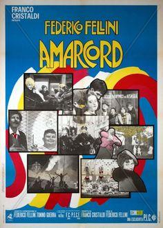 Amarcord - Federico Fellini    http://www.ivid.it/foto