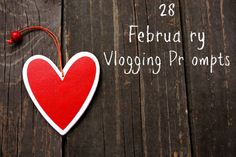 february vlogging pr