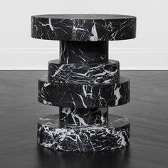 Apollo Stool by Kelly Wearstler