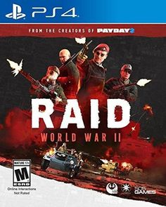 RAID: World War II - PlayStation 4