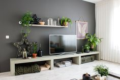 5 Ways to Decorate Around the TV from Real Homes — Why It Works