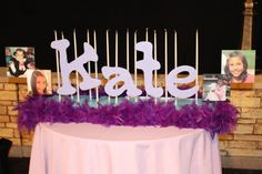 Candle Lighting Displays Bat Mitzvah Candle Lighting
