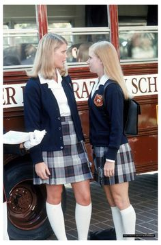 Prep School Uniform, School Uniform Outfits, Cute School Uniforms, Girls Uniforms, Catholic School Uniforms, Prep School Style, Private School Uniforms, Private School Girl, All Girls School