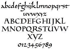 Type design pages for Klaus-Peter Schaeffel. Type design information compiled and maintained by Luc Devroye. Calligraphy Templates, Type Design, Fonts, Math Equations, Designer Fonts, Types Of Font Styles, Print Design, Script Fonts, Wedding Fonts