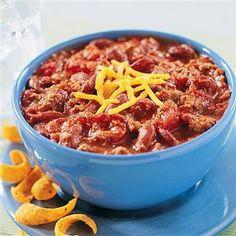 Jenny Craig Recipes - Tex-Mex Chili