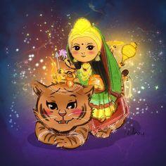 No photo description available. Durga Images, Radha Krishna Images, Krishna Art, Diwali Goddess, Saraswati Goddess, Durga Ji, Shiva Shakti, Dancing Ganesha, Indiana