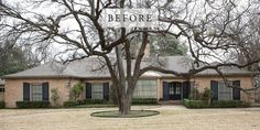 Chip and Joanna make over a large mid-century home, taking full advantage of a hefty renovation budget to create grand, luxurious spaces that are classically elegant with a touch of French country. Morrison Homes, Magnolia Fixer Upper, Renovation Budget, Home Fix, Chip And Joanna Gaines, Mid Century House, French Country Decorating, Building A House, Building Ideas