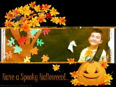 Happy Halloween !Cant wait to spend my day with my baby boy ... :)