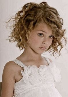 23 lovely hairstyles for little girls  pinterest  short