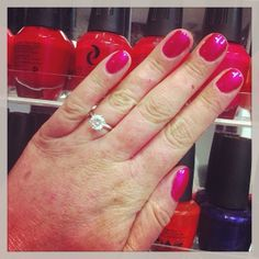 """""""I bet your ring cost a few months' salary"""" and other questions encountered as a bride-to-be.  From talking about how much my ring costs to asking about babies, I'm still aghast at what people ask me now I'm engaged. This is a whole new genre of intrusive questions.   Read more. http://carlyfindlay.blogspot.com/2014/06/bet-your-ring-cost-few-months-salary.html  #wedding #engagement #ring #blogged # blog #ontheblog #personal #questions #marriage #diamondring #howmanycarats"""
