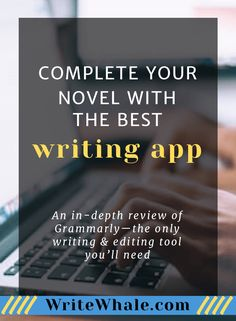 Do you want an affordable, quick, and easy writing app to proofread your writing before you publish it? Click through for an honest review of the #1 Grammar checking and proofreading app. Writing tips | best writing software | grammar help via @lizrufiange