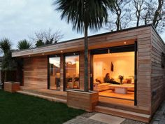 Modern and Eco-friendly Garden Office – An Ideal Solution to Working from Home