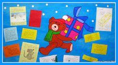 Maestra Caterina - Aspettiamo il Natale con l'Orsetto Portasorprese!