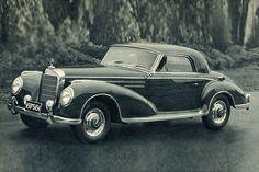 Mercedes 300S, IAA 1955