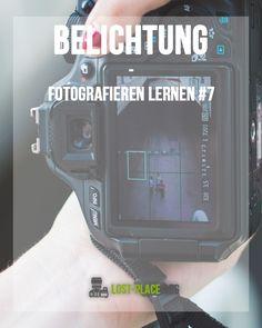 Fotografieren lernen #7: Die Belichtung Die Belichtung ist wichtig für dein Foto: Ist dein Bild zum Beispiel überbelichtet, gibt es ausgebrannte und somit viel zu helle stellen. Ist dein Bild unterbelichtet, gibt es viel zu dunkle stellen. In beiden Fällen hast du das Problem, dass dir wichtige Bildinformationen fehlen, die enorm wichtig sind - und dein Bild erst zu einem schönen Bild machen. Lerne heute noch fotografieren und finde mehr über die Belichtung heraus!