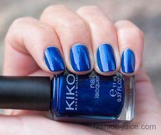 Kiko #266 Ultramarine Blue