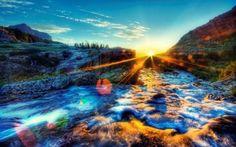 sfondi panorami | sfondi paesaggi | sfondi albe e tramonti | sfondi cielo | sfondi gratis
